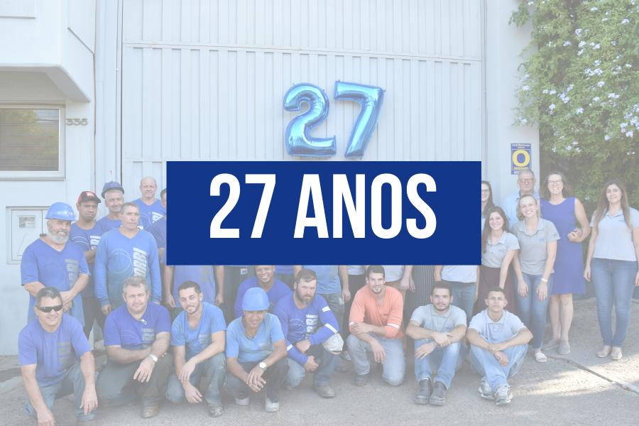 27 ANOS DE TORRI