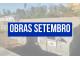 OBRAS REALIZADAS EM SETEMBRO